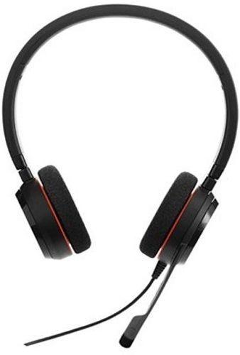 Jabra Evolve 20 MS Stereo HFPJABEVO20 černý