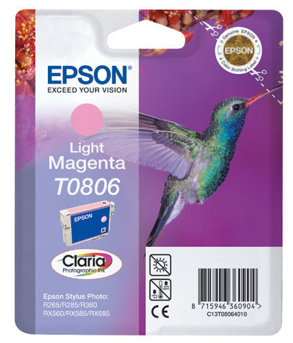 EPSON T08064020 light magenta