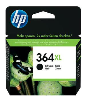 HP CN684EE BLACK XL náplň No.364B XL BLISTER
