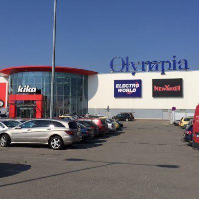 Electro World Brno - Olympia