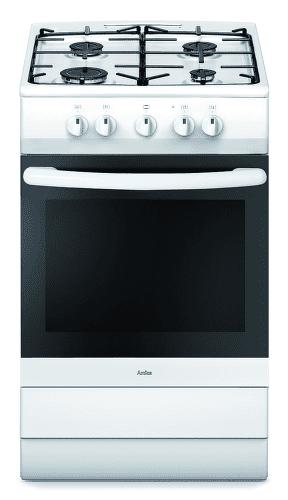 Amica SHM 51021 W - bílý kombinovaný sporák