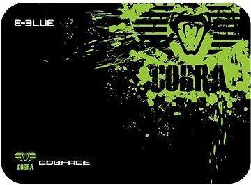E-Blue Cobra M (černo-zelená) - podložka