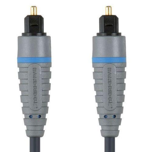 Bandridge BAL5605 Optický Audio TOS kabel, 5m