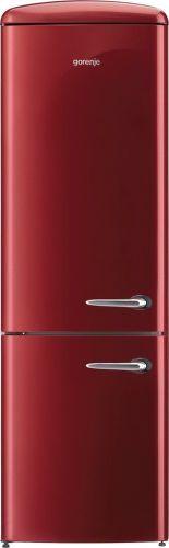 GORENJE ORK192R-L, kombinovaná Retro chladnička