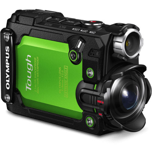 Olympus TG-Tracker (zelená)