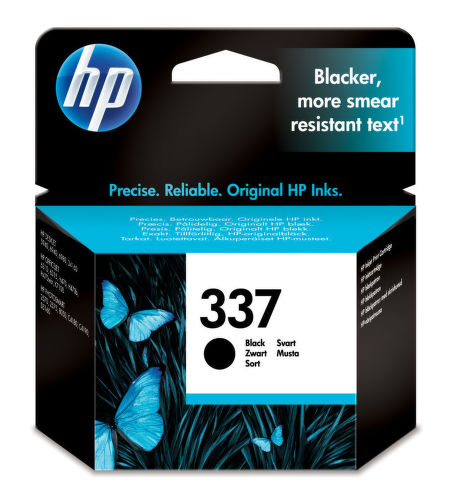 HP C9364EE No.337 black - atrament