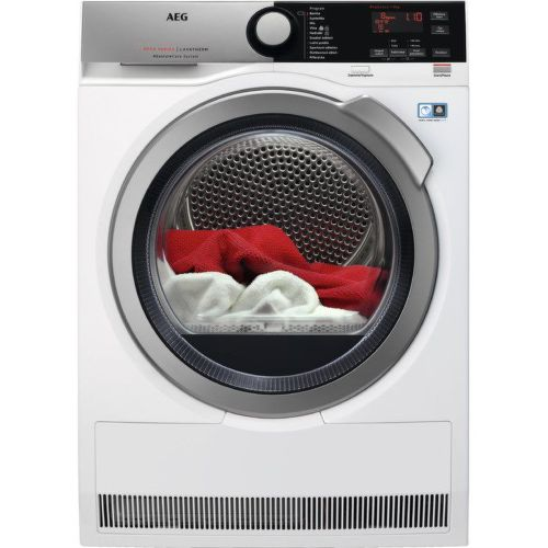 AEG AbsoluteCare T8DEE48SC sušička prádla