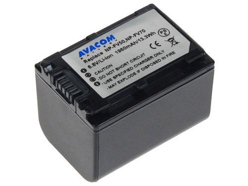 AVACOM VISO-FV70-142N2, Batéria pre kame