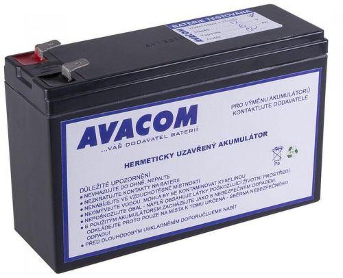 AVACOM AVA-RBC106, Batéria pre UPS