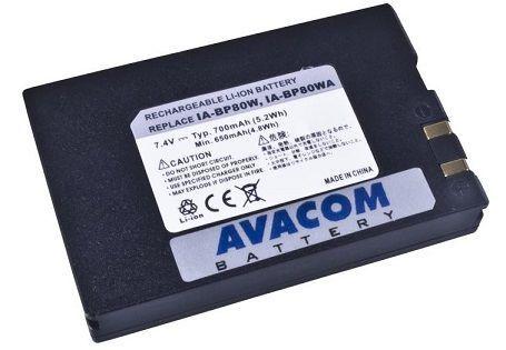AVACOM VIPA-D220-750c, Batéria pre kamer