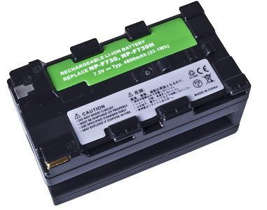 AVACOM VISO-F730-082, Batéria pre kamery