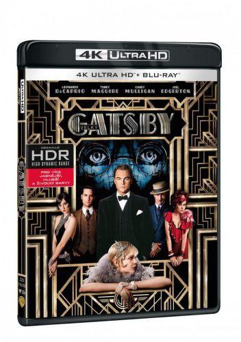MAGIC BOX BD Velký Gatsby, BD film