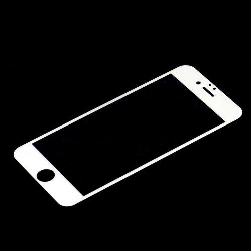 Winner ochranné tvrzené sklo 3D iPhone 6S, bílé