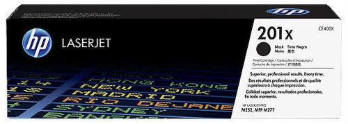 HP CF400X 201X BLK, Toner
