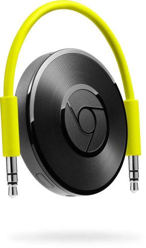 GOOGLE Chromecast Audio, Audio streamer