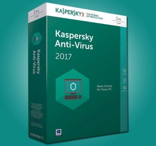 Kaspersky Anti-Vírus 2017
