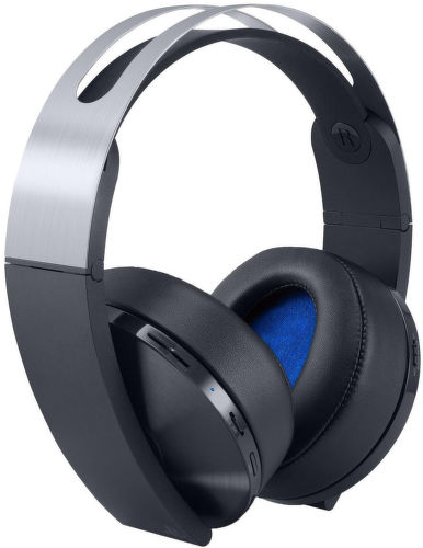 Sony PlayStation 4 Platinum, Wireless Headset