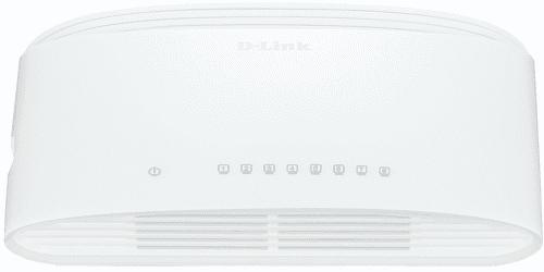 D-LINK DGS-1008D, Switch