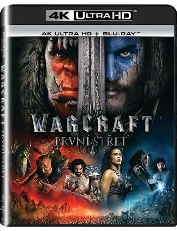 BONTON Warcraft: 1. střet, UHD + BD film
