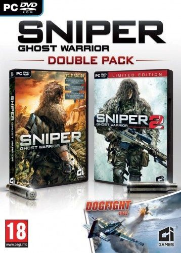 Sniper GW1 Gold + Sniper GW2 + Dog Fight 1942 - PC hra