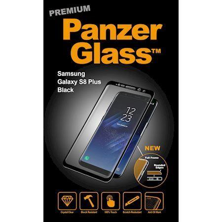 PANZERGLASS Sams Galaxy S8+ BL, Sklo na_1