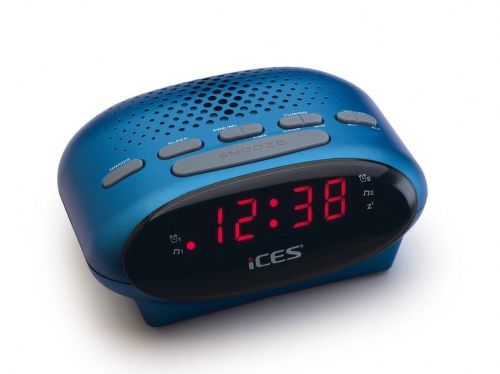LENCO ICR-210 BLU, Rádiobudík