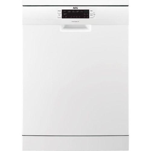 AEG FFB62700PW bílá volně stojící myčka nádobí 60 cm