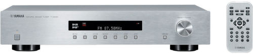 YAMAHA T-D500 SIL, CD prehrávač