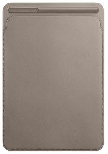 """Apple Leather Sleeve pro Apple iPad 10.5"""" Taupe"""