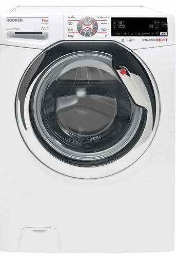 HOOVER DWOT 611AH-S, bílá pračka plněná zepředu