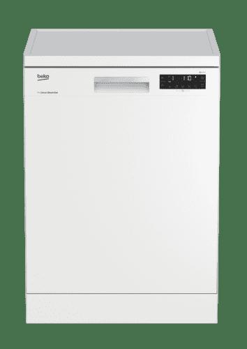 BEKO DFN 28430 W, bílá myčka nádobí
