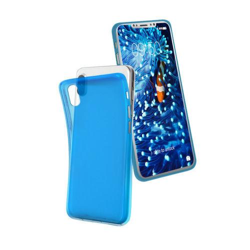 SBS Cool pouzdro pro Apple iPhone X a Xs, modrá