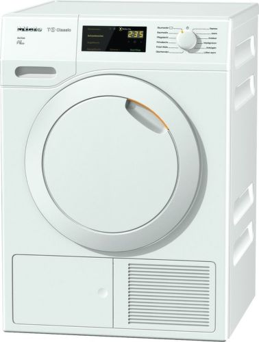 MIELE TDB 230 WP, bílá sušička prádla