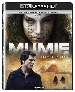BONTON Mumie (2017) BD +, Blu-ray film_1