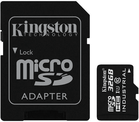 KINGSTON Indus mSDHC 32GB