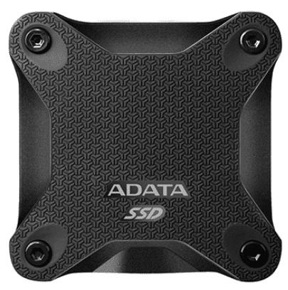 A-DATA SD600 512GB USB 3.1 černý