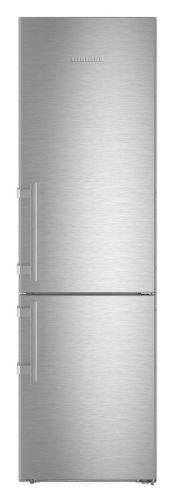 LIEBHERR CBef 4805, nerezová kombinovaná chladnička