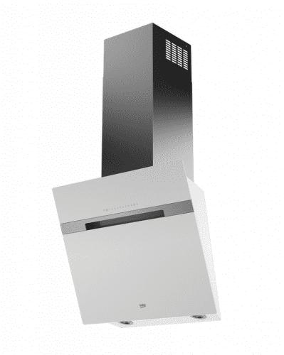 Beko HCA62741W, bílý komínový odsavač par