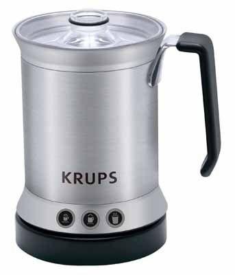 KRUPS XL2000, penič mlieka