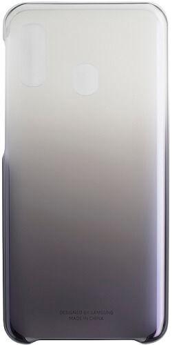 Samsung Gradation Cover zadní kryt pro Samsung Galaxy A20e, černá