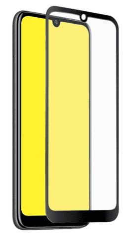 SBS Full Cover tvrzené sklo pro Huawei Y5 2019, černá