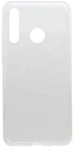 Mobilnet gumové pouzdro pro Honor 20 Lite, transparentní