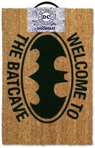 BONTON BATMAN WELCOME