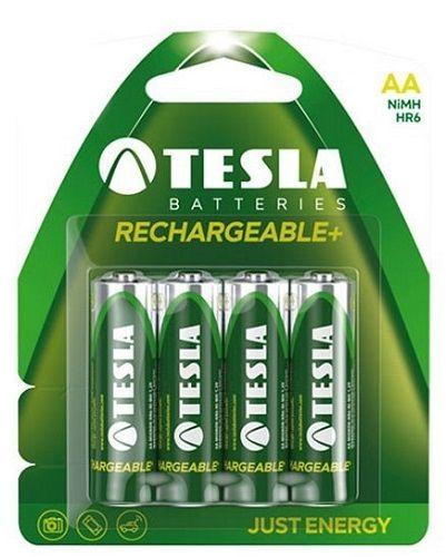 Tesla AA Ni-MH 2450 mAh dobíjecí baterie (4 ks)