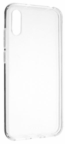 Fixed TPU pouzdro pro Huawei Y6 2019, transparentní