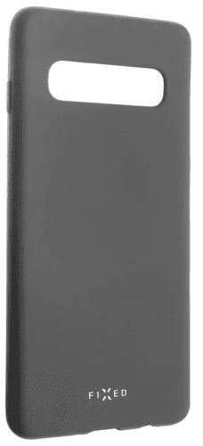 Fixed Story silikonové pouzdro Samsung Galaxy S10, šedá