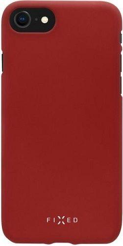 Fixed silikonové pouzdro pro Samsung Galaxy A50, červená