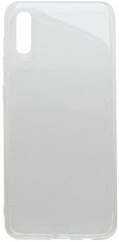 Mobilnet gumové pouzdro pro Samsung Galaxy A50, transparentní