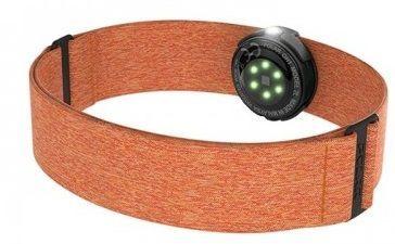 Polar OH1+ pažní optický popruh, oranžový