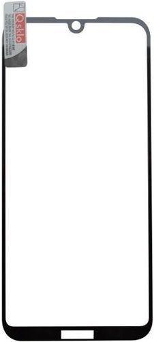 Q sklo 2,5D tvrzené sklo pro Huawei Y5 2019, černá